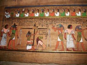 Geschichte des Zahnarztes - Ägypten